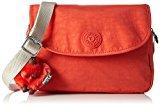 Kipling Womens Cayleen Cross-Body Bag Coral Rose C, One Size