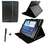 Black PU Leather Case & Stand for Smart918 Colorfly CT102 Qise3 10.1