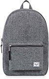 Herschel Supply Co Settlement Backpack Rucksack Bag Raven/Grey Crosshatch