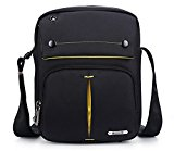 YAAGLE Leisure Polyester Oxford Outdoor Travel Anti Theft Shoulder Bag Messenger Bag for Man Boys