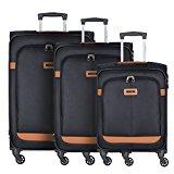 Samsonite NCS Caphir Spinner Suitcase 4 wheels 3pcs.