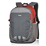 YAAGLE Mens Womens Unisex Oxford Water Resistant Anti-scratch 20L to 35L Outdoor Hiking Climbing Camping Skiing Cycling Biking Backpack Gym Sports Rucksack Travel School Bag Blue Orange Grey Red